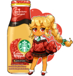 Starbucks Cold Brew Sisters: Brown Butter Caramel