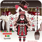 Sweeticals Bakeshoppe: The Black Forest Gateaux