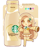 Starbucks Sorority: Vanilla Frappuccino V2 by ScarletDestiney