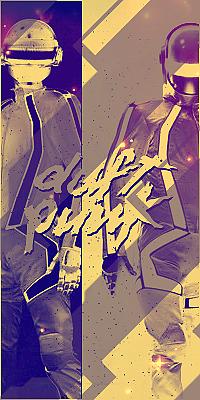 Daft Punk by paha13