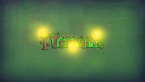 Terraria Wallpaper by paha13