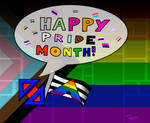 Happy Pride Month 2021!