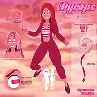 SU Fusion OC Reference - Pyrope