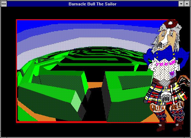 Maze by CyberneticCupcake
