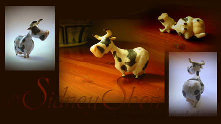 Rose-Marie the Cow by Teru-teruMomiji