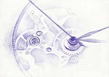 Clockwork by Teru-teruMomiji