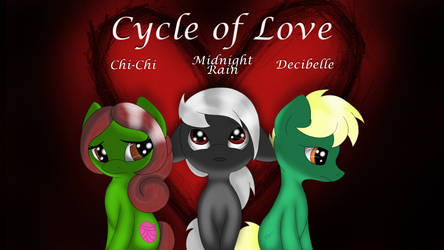 Cycle Of Love Cover Art by MidnightRain01