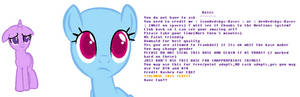 MLP Base #19 - What are you looking at?..