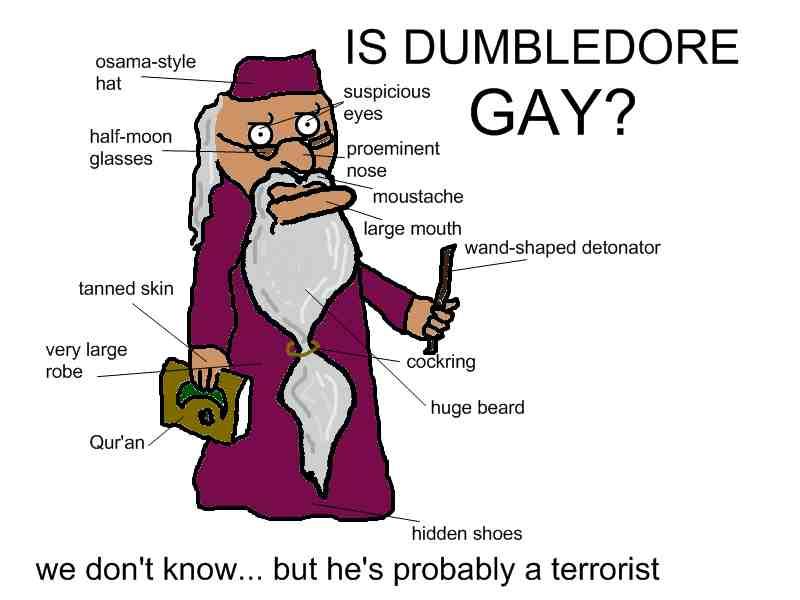 Dumbledore Es Gay