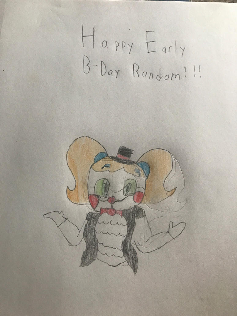 For RandomFNAFDeves contest  by deeperic10257