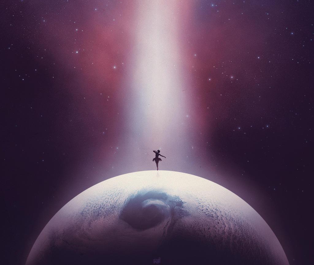 space ballet by meeroo29
