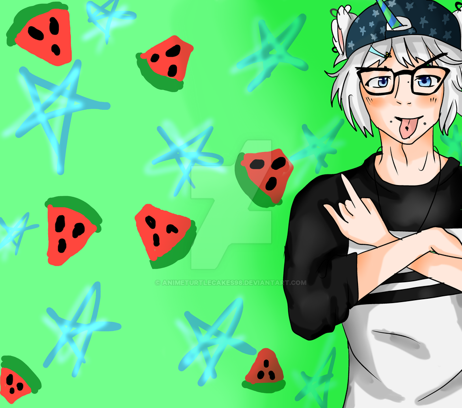 Another contest entry! XD by Animeturtlecakes98