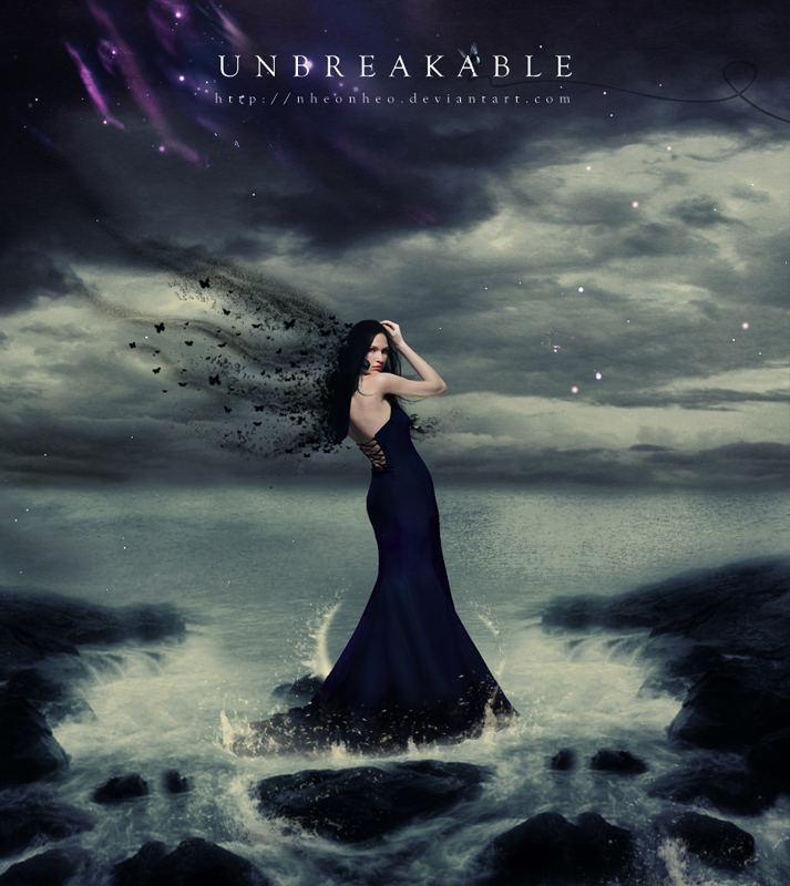 UnbreakablE by nheonheo