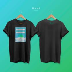 Tshirt Design Shiba Mockup