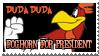 FOGHORN FOR PRESIDENT by CRAZYGRAFIX