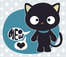 cute chococat