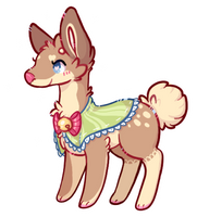 Springtime Adopt Auction (Closed) by HobbaGobwin
