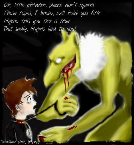 Hypno's lullaby by Willo0ow on DeviantArt