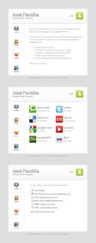 JosePardilla.com v1