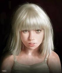 Maddie Ziegler 2 ( Big Girl Cry - Sia ) by Razaras