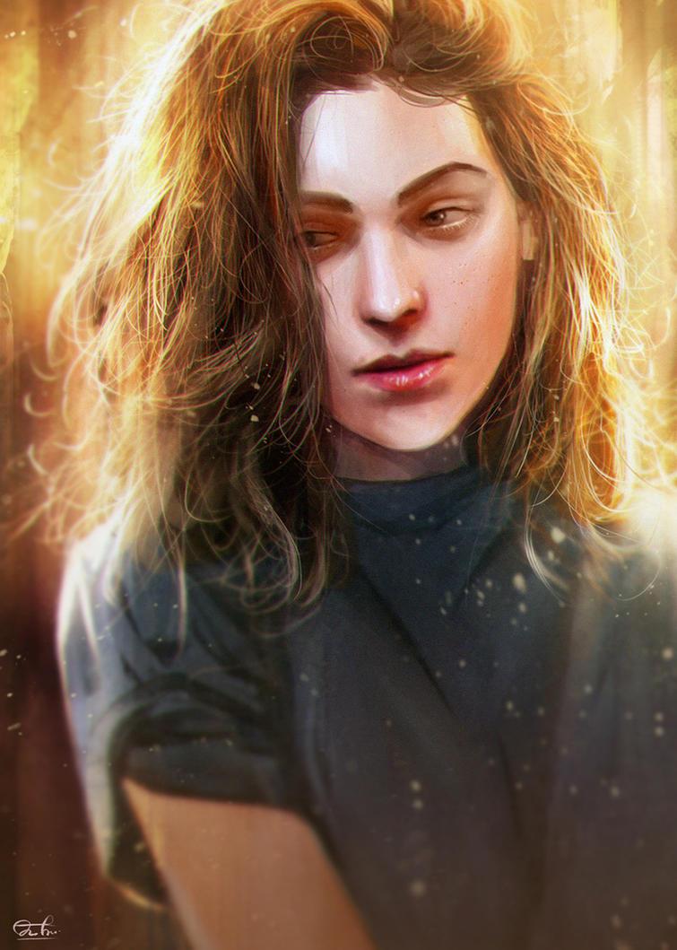 Light Study#050 by Razaras