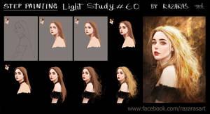 How to Light Study #060 by Razaras
