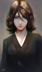 Rukia - Bleach Fanart