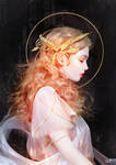 Light Study#091 - Goddess