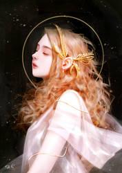 Light Study#097 (Goddess)