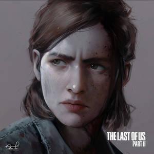 Ellie - The Last Of US Part II - Fanart