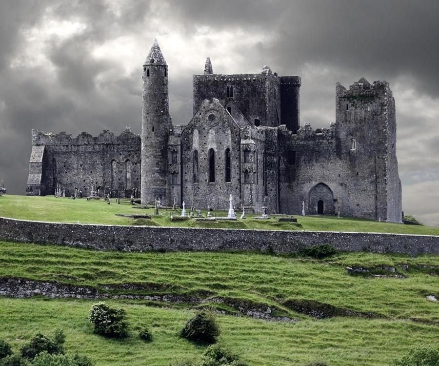 ~Gothic Irish Castle~ by Torrent-Demonz on DeviantArt