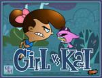 Girl vs Kat