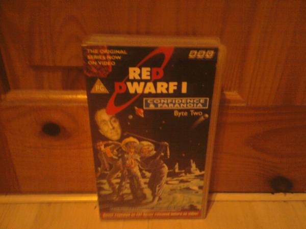 RARE Red Dwarf I Original VHS by Greg-the-HedgeSSJ on ...