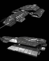 Daedalus Texture WIP by svenniemannie