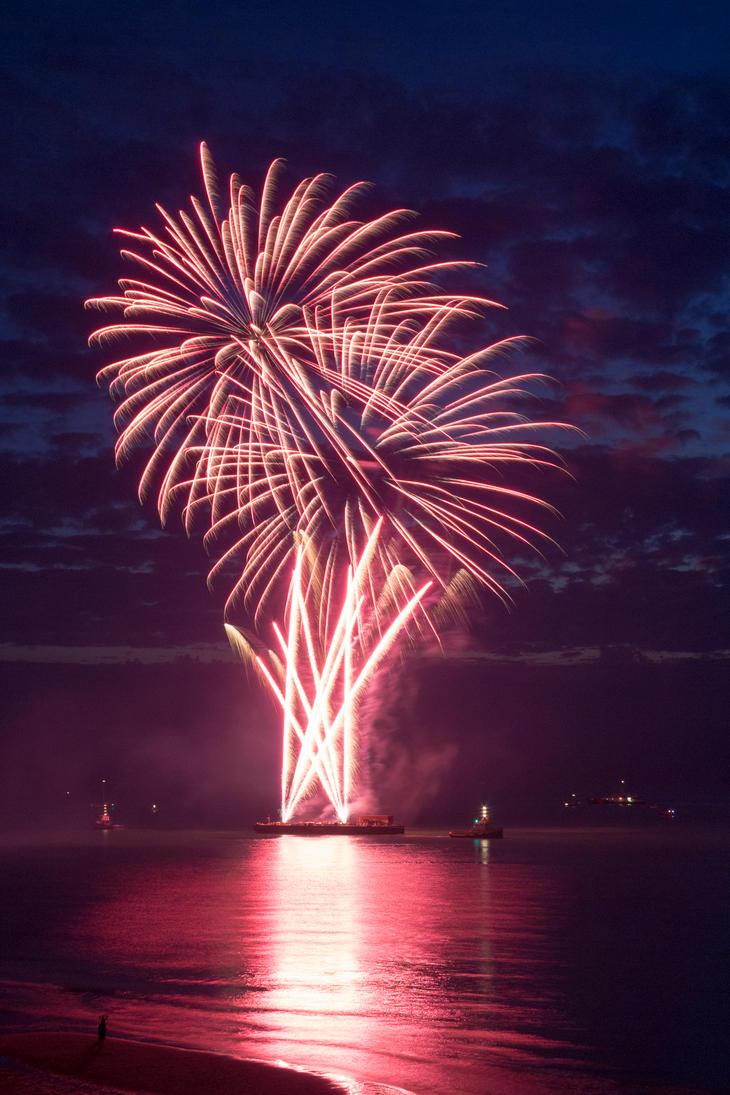 Fireworks by svenniemannie