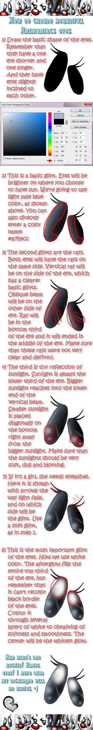 Animaniacs eyes TUTORIAL by Angi-Shy