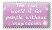 Imagination stamp by Angi-Shy