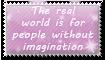 Imagination stamp by Angi-Shy