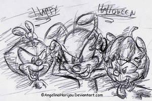 Happy Halloween by Animaniacs by Angi-Shy