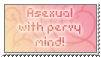 Asexual with pervy mind - stamp by Angi-Shy
