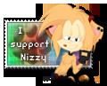 I support Nizzy by Angi-Shy