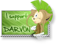 I support Darvon by Angi-Shy