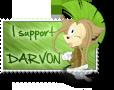 I support Darvon by Angi-Shy