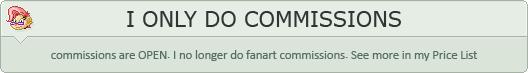 DA profile warning - commissions
