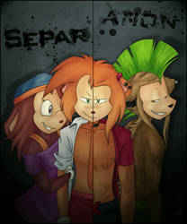 Separation - cover picture