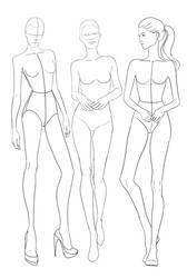 Free Fashion Poses by BasakTinli