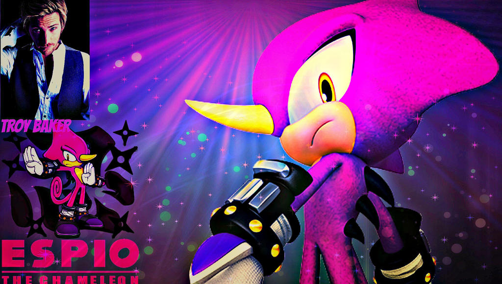 espio the chameleon wallpaper - photo #7