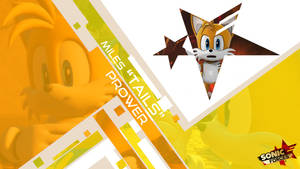 Miles (Tails) Prower (Forces Wallpaper)