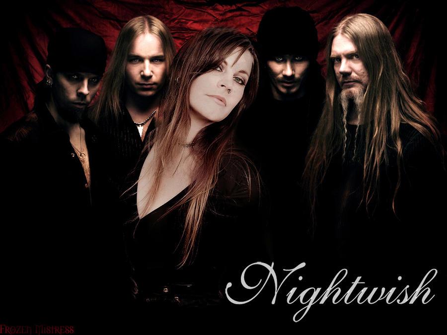 Nightwish with floor by frozenmistress on deviantart for Floor nightwish