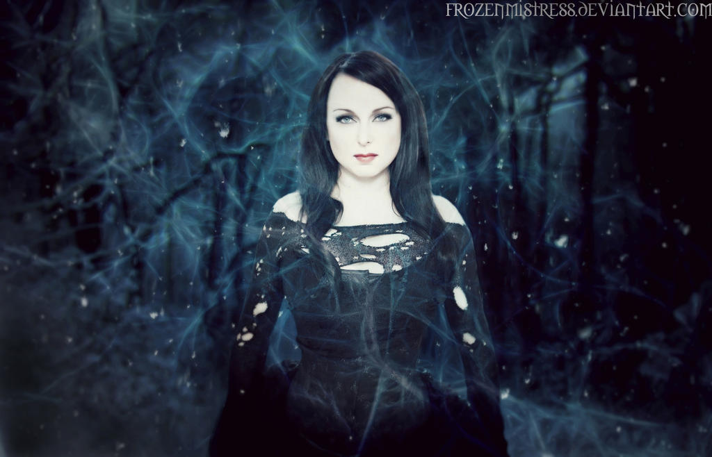 Dark Sarah by frozenmistress